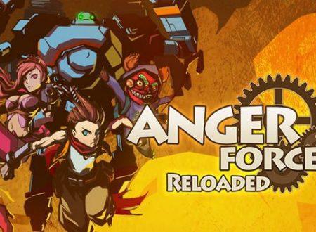 Angerforce: Reloaded, il titolo è in arrivo entro la fine del 2018 sull'eShop di Nintendo Switch