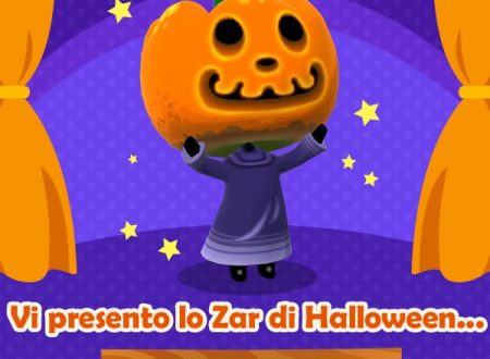Animal Crossing: Pocket Camp: Fifonio, lo Zar di Halloween è ora in visita nel campeggio