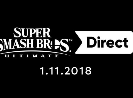 Annunciato l'ultimo Super Smash Bros Ultimate Direct, in arrivo il 1 novembre