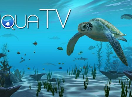 Aqua TV: uno sguardo agli acquari in video dai Nintendo Switch europei