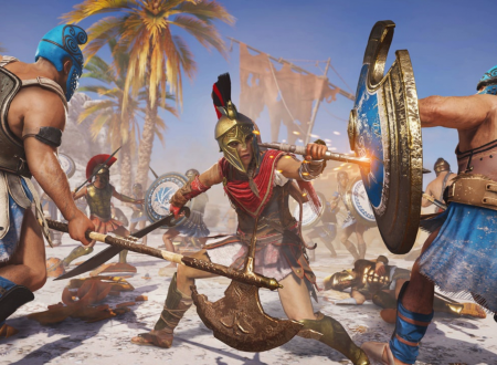 Assassin's Creed Odyssey Cloud Version: uno sguardo al titolo dai Nintendo Switch giapponesi