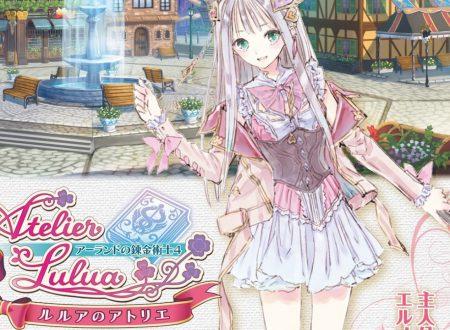 Atelier Lulua: The Scion of Arland, il titolo è in arrivo nella primavera 2019 sui Nintendo Switch europei