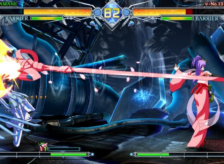 BlazBlue: Central Fiction Special Edition, il titolo è in arrivo l'8 febbraio sui Nintendo Switch europei
