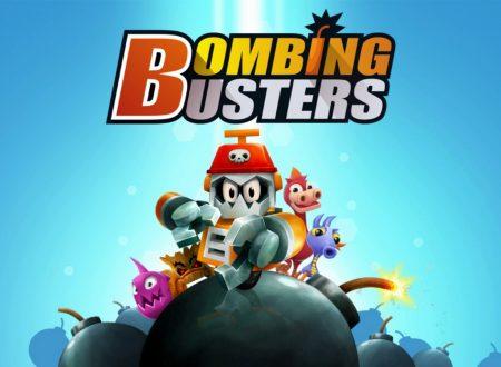 Bombing Busters: uno sguardo in video al titolo dai Nintendo Switch europei