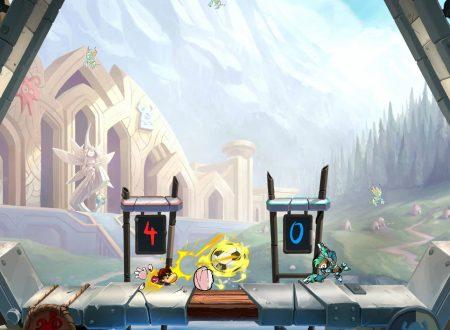 Brawlhalla: il minigame del Kung Foot sarà rilasciato assieme a Rayman nel titolo