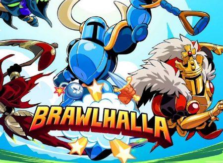 Brawlhalla: un nuovo video livestream ci mostra in azione Shovel Knight nel titolo