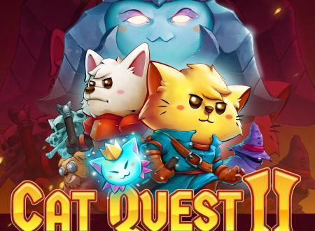 Cat Quest II: pubblicato il primo video gameplay del titolo dall'EGX