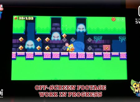 Chicken Wiggle: pubblicato un video off-screen dedicato al Workshop