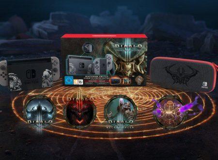 Diablo III: Eternal Collection, rivelato un bundle del gioco con Nintendo Switch