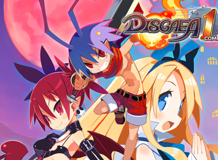 Disgaea 1 Complete: pubblicato il trailer di lancio del titolo su Nintendo Switch