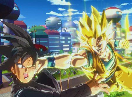 Dragon Ball Xenoverse 2: la My Raid Mode è in arrivo in inverno su Nintendo Switch