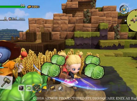 Dragon Quest Builders 2: annunciato l'arrivo di una demo del titolo