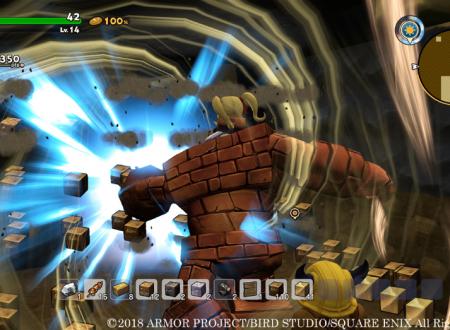 Dragon Quest Builders 2: mostrati nuovi screenshots sui Builder Puzzles e Occulm Island