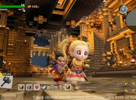 Dragon Quest Builders 2: nuovi dettagli e screenshots su Occulm Island