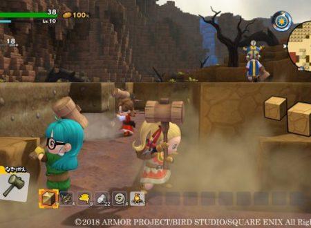 Dragon Quest Builders 2: pubblicati dei nuovi screenshots su Vacant Island