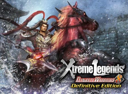 Dynasty Warriors 8: Xtreme Legends Complete Edition DX, pubblicata la boxart giapponese su Nintendo Switch