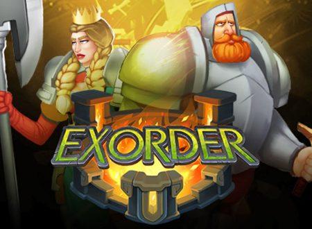 Exorder: il titolo è in arrivo il 16 ottobre sull'eShop di Nintendo Switch