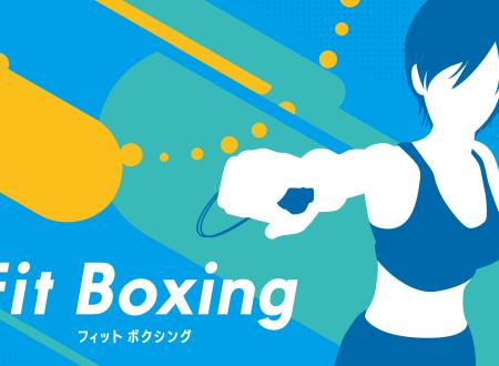 Fitness Boxing: mostrati i primi screenshots e dettagli sul titolo in arrivo su Nintendo Switch