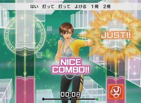 Fitness Boxing: pubblicato un video gameplay del titolo su Nintendo Switch