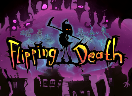 Flipping Death: il titolo aggiornato alla versione 1.0.1 sui Nintendo Switch europei