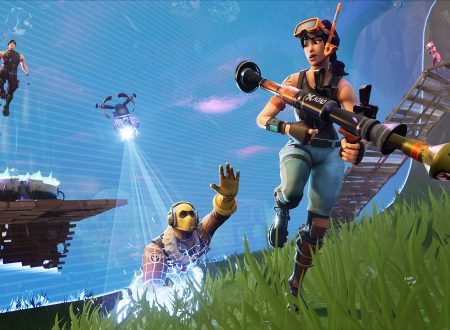 Fortnite: nuovo video commercial, disponibile la versione 6.0.1.1 sui Nintendo Switch europei
