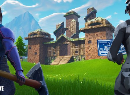 Fortnite: ora disponibile la versione 6.0.1 del titolo sui Nintendo Switch europei