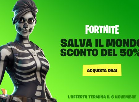 Fortnite: ora disponibile la versione 6.20 del titolo sui Nintendo Switch europei