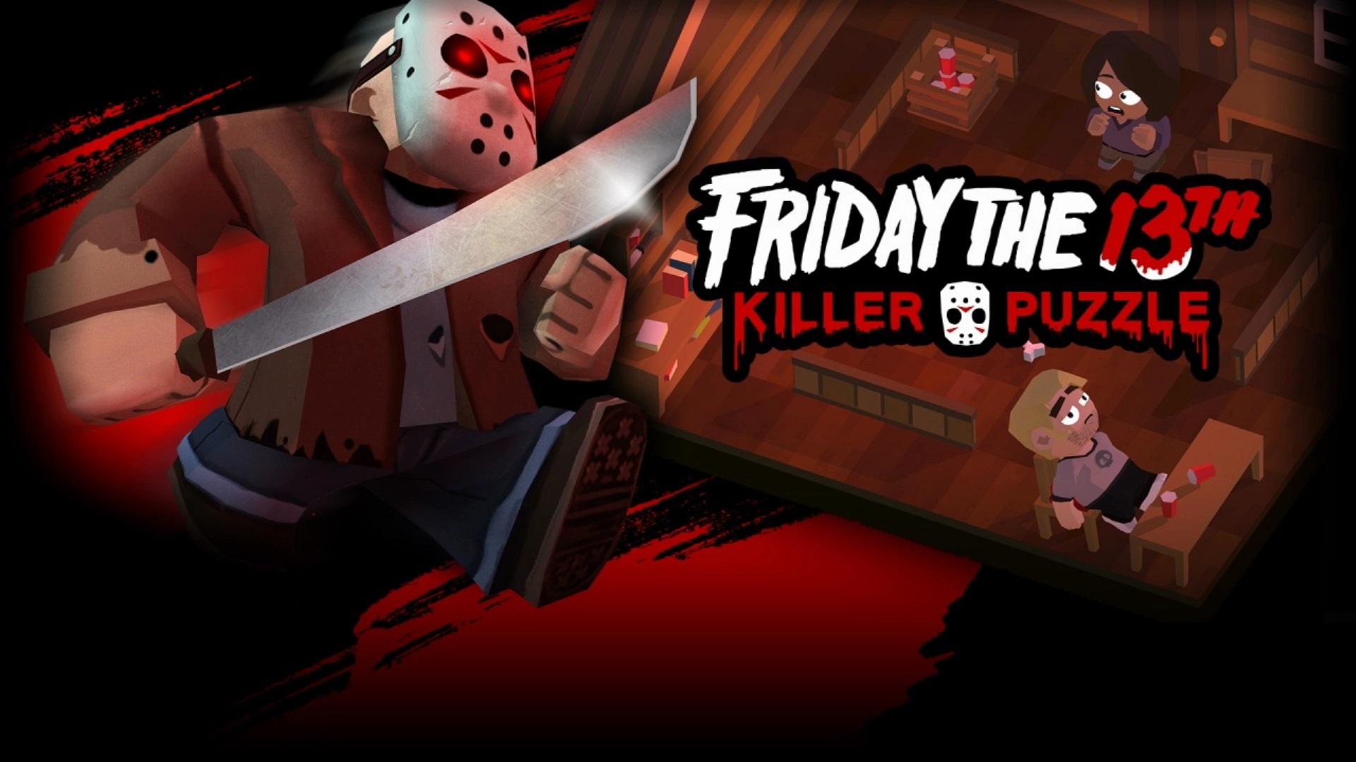 Friday The 13th Killer Puzzle Pubblicato Il Trailer Di Lancio