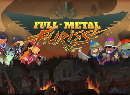 Full Metal Furies: il titolo degli sviluppatori di Rogue Legacy è in arrivo il 6 novembre su Nintendo Switch