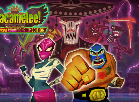 Guacamelee! Super Turbo Championship Edition disponibile ora su Nintendo Switch, Guacamelee 2 è in arrivo a dicembre