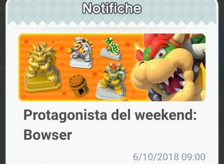 Super Mario Run: disponibili gli oggetti dedicati a Bowser, protagonista del weekend