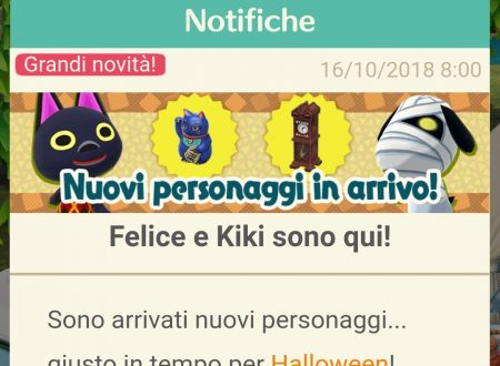 Animal Crossing: Pocket Camp, Felice, Kikim Rodeo, Squitta e Viola sono i nuovi animali ora disponibili nel titolo mobile