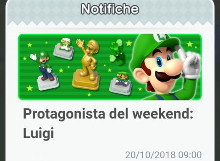 Super Mario Run: disponibili gli oggetti di Luigi, protagonista del weekend
