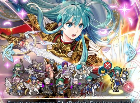 Fire Emblem Heroes: ora disponibile l'evento evocazione Eroi leggendari: Erika, l'aggraziata