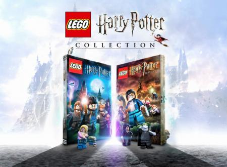 LEGO Harry Potter Collection: pubblicato il trailer della raccolta su Nintendo Switch