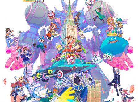 Level-5 festeggia il suo 20° anniversario di vita con un artwork speciale