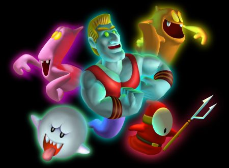 Luigi's Mansion: pubblicati dei nuovi artwork ufficiali del titolo e un video sull'utilizzo degli amiibo