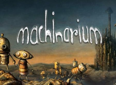 Machinarium: il titolo è in arrivo il 1 novembre sull'eShop di Nintendo Switch