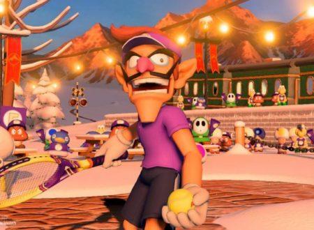 Mario Tennis Aces: ancora problemi con la modalità co-op nella versione 2.0.1 del titolo