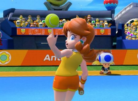Mario Tennis Aces: ora disponibile la versione 2.0.1 sui Nintendo Switch europei