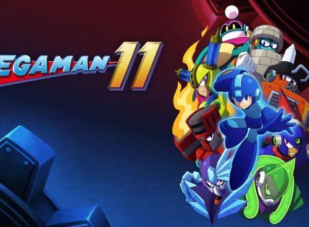 Mega Man 11: il giro delle recensioni dell'ultimo capitolo del robottino blu di Capcom