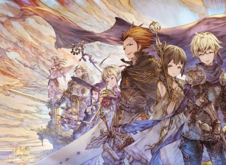 Mercenaries Wings: The False Phoenix, pubblicato il trailer di lancio del titolo