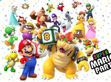 My Nintendo: ora disponibile uno sfondo esclusivo dedicato a Super Mario Party