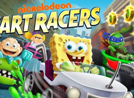 Nickelodeon Kart Racers: pubblicato il trailer di lancio del titolo