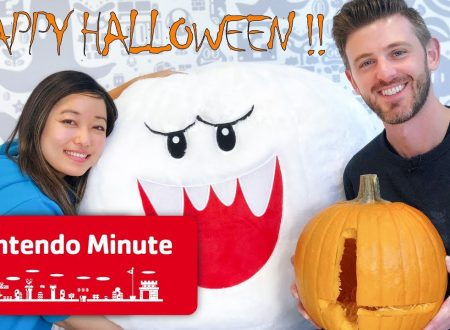 Nintendo Minute: idee Nintendo per Halloween in video con Kit e Krysta