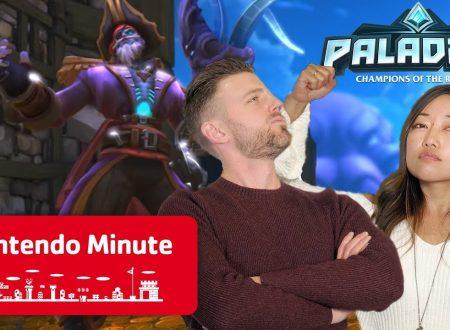 Nintendo Minute: uno sguardo agli aggiornamenti di Paladins su Nintendo Switch con Kit, Krysta