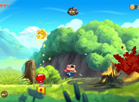 Nintendo Switch: svelati i filesize di Monster Boy and the Cursed Kingdom, Death Mark, My Hero: One's Justice e gli altri titoli