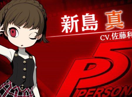 Persona Q2: New Cinema Labyrinth, pubblicato un trailer su Makoto Nijima da Persona 5