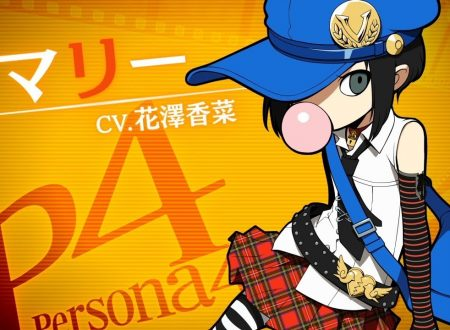 Persona Q2: New Cinema Labyrinth, pubblicato un trailer su Marie da Persona 4: Golden