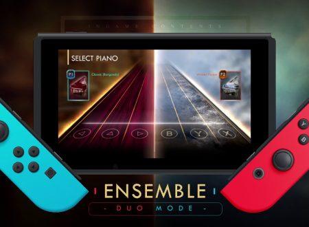 Pianista: The Legendary Virtuoso, il titolo annunciato ufficialmente per l'arrivo su Nintendo Switch
